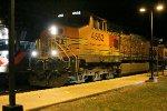 BNSF 4552 on K140